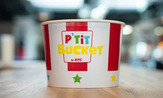 Menu Enfant P'tit Bucket