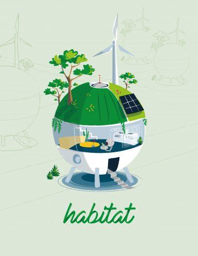 KV-habitat